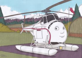 Harold the Helicopter by Nick-of-the-Dead
