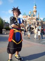 Kingdom Hearts:Disney's Castle by xYaminogamex
