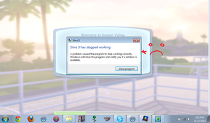 Sims 3, why have you forsaken me? by Soulfire1123