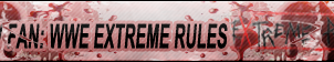 Wwe Extreme Rules Fan Button V3 by torolocotaker22