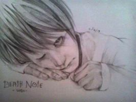 Death Note | L by PaintoArt