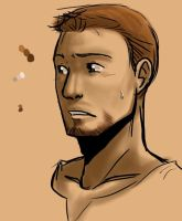Alistair - coloring practice 1 by rabbitzoro