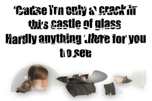Castle of glass Linkin Park Series Project by Loneshadowlynx