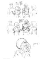 Beifong Family Drama by zzleigh