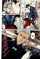 Gantz 352 Pag Full Color by leandro159