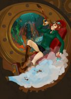 Steampowered Subaquatic TypeA by candycanesmoke