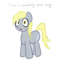 I sure do like them ponies(Derpy). by Elslowmo
