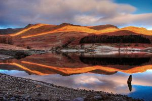 Winter Haweswater by scotto
