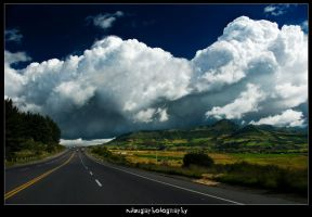 on the road by nitsugaphotography