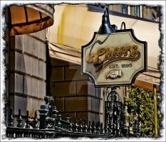Cheers Boston Mass by DleeKirby