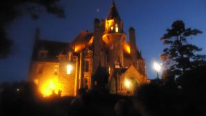 Craigdarroch Castle in Victoria, Canada by Jess2Lucky