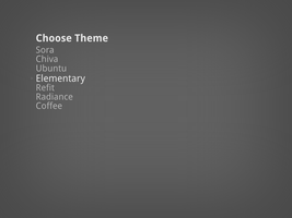 Elementary BURG Concept Themes by spiceofdesign