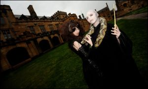 Bellatrix x Voldemort: My Lord by LolaInProgress