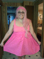 Ditto Dress by Kitty-goes-rawr