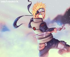 Naruto Flak Jacket by Yahik0
