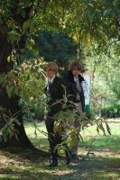 APH: Away in the Woods by Its-Really-Awesome