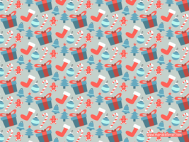 Christmas Pattern by KellerAC