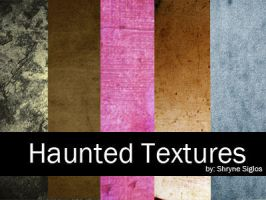 Haunted Grunge Textures by laceratedwrists