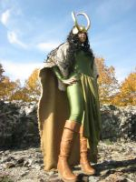 Lady Loki : 02 by LadyNorthstar