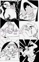 Frankenstein Storyboard by WindDrifter