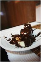 Chocolate combination by Olivares