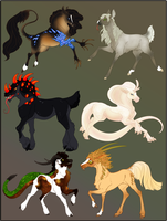 Crossbreed Hench Auction | Shadow Army by strideroo