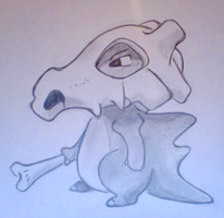 Cubone by jmwchan