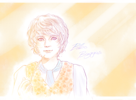 Bilbo Baggins by Snii8D