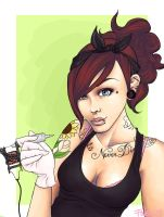 Tattoos by Cupcake by Pimpstress22