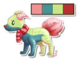 Draw to win this adoptable :3 by Metterschlingel