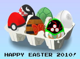 Nintendo Easter Eggs by tuanews