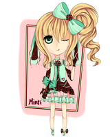 :C: Minti by yuniique