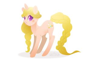 OC Pony Character Auction- Gilded Circlet by Flying-Fox