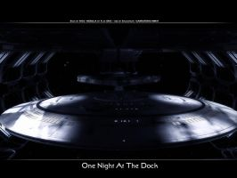 One night at the dock by Canduterio