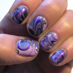 Water Marble Tips by jaxcullengfx