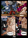 The Cats 9 Lives 6 - The Island of Dr. Morrow Pg74 by GearGades