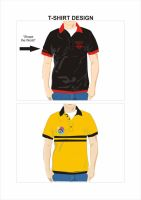 T-SHIRT DESIGN COLLECTION 1 by Noah0207