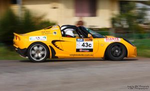 Lotus Elise by xxenssial