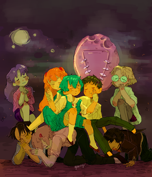 OUR SAVIORS by TropicalSodaPop