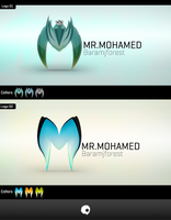 mr.mohamed - Logo by amort01