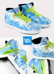 Ice Kingdom Sneaker by Bobsmade