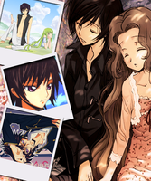:....Snapshots of Lelouch...: by Nakito