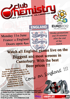 Euro 2012 Flyer by vez76