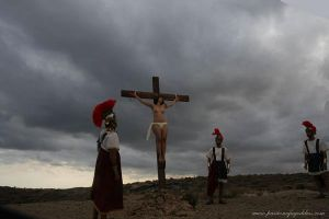 Crucifixion by passionofagoddess