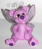 Blossom, Flitter Critter by clay-dreams