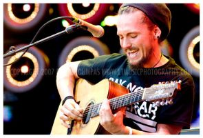 John Butler at Live Earth 01 by ellenitoumpas