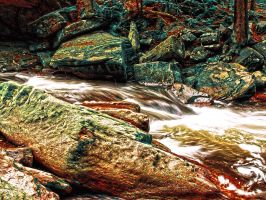 Wild Water 5 by FrantisekSpurny