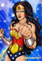 Wonder Woman READY by renstar71