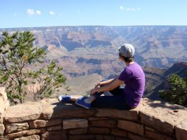 Grand Canyon by 501JOXTER