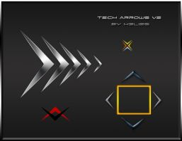Tech Arrow v2 - Helios Designs by arscube